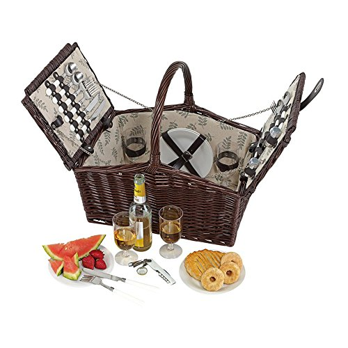 Cesta de picnic 4personas