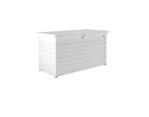 Arcón de almacenaje, color blanco