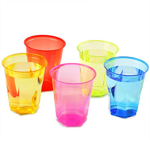Pack de 50 vasos desechables